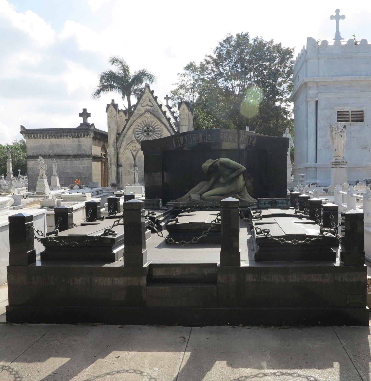 Кладбище Колон - достопримечательность Гаваны